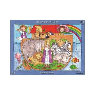 Puzzle - Noemova archa