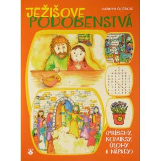 Ježišove podobenstvá - Príbehy, komiksy, úlohy a nápady