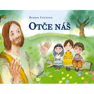 Kniha Otče náš (Bruno Ferrero)