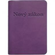 Nový zákon - fialová obálka