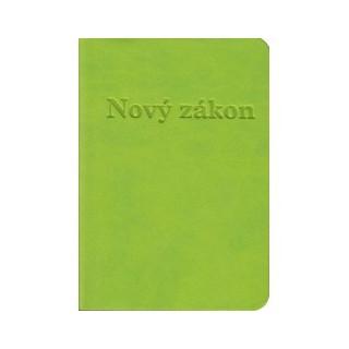 Nový zákon - zelená obálka