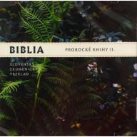 CD - Biblia - Prorocké knihy II. (mp3)