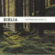 CD - Biblia - Historické knihy II. (mp3)