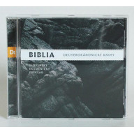 CD - Biblia - Deuterokánonické knihy (mp3)