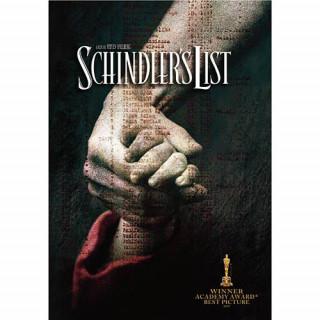 2DVD - Schindlerův seznam