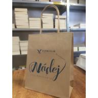 Nádej - ekologická papierová taška