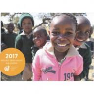 Misijný obrázkový kalendár (nástenný) 2017