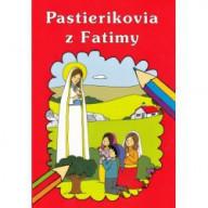 Omaľovánka - Pastierikovia z Fatimy / Lúč