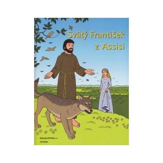 Svätý František z Assisi - komix / SSV