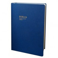 BIBLIA Starý a Nový zákon / SSV - modrá