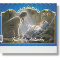 Katolícky kalendár (stolový) 2017 / VIA