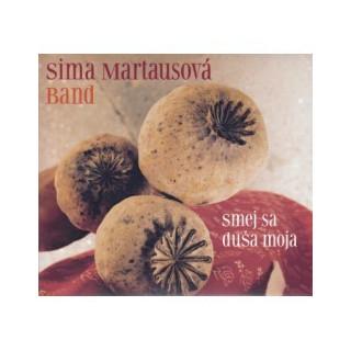 CD - Smej sa duša moja, Sima Martausová