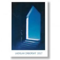 Kalendár LADISLAV ZÁBORSKÝ (nástenný) 2017