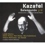 CD - Kazatel – Šalamounův grál