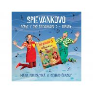 CD z DVD Spievankovo 5 + Bonusy