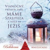 Vianočná pohľadnica - Vianočný prísľub (Max Lucado)