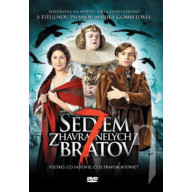 DVD - Sedem zhavranelých bratov