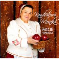 CD - Kandráčová Monika - Moje Vianoce