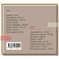 CD - Čím ma zaujal Ježiš (CD - audiokniha)