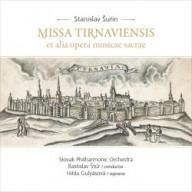 CD - Stanislav Šurin - Missa Tirnaviensis