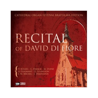 CD - Recital of David di Fiore