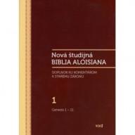 Nová študijná Biblia Aloisiana 1