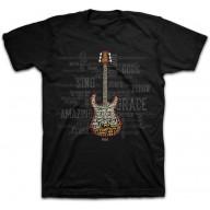 Pánske tričko - Amazing Guitar (TP054)