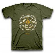Pánske tričko - Živá voda (TP055)