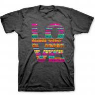 Dámske tričko - Láska (TD070)