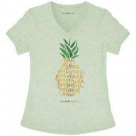Dámske tričko - Ovocie Ducha (TD072)
