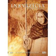 DVD - Inkvizícia