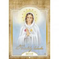 Katolícky kalendár 2018 (nástenný) / VIA