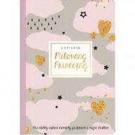 Zápisník: Milovanej Princeznej - ružový