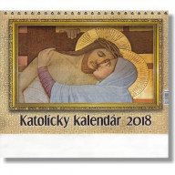 Katolícky kalendár 2018 (stolový) / PG