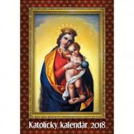 Katolícky kalendár 2018 (nástenný) / PG