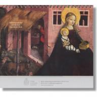Svätovojtešský katolícky kalendár 2018 (stolový) - dvojtýždňový