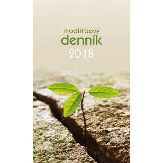 Modlitbový denník 2018