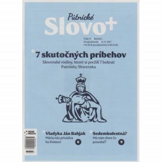 Kresťanské noviny - Slovo+ 17/2017