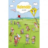 Kalendár 2018 (nástenný) pre deti / SSV
