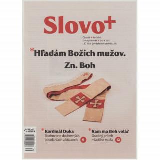 Kresťanské noviny - Slovo+ 18/2017