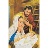 Puzzle 40 - Svätá rodina I.