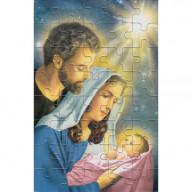 Puzzle 40 - Svätá rodina II.