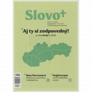 Kresťanské noviny - Slovo+ 19/2017