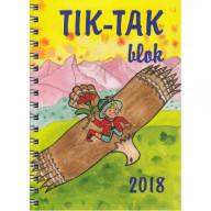 TIK-TAK blok 2018
