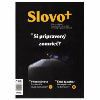 Kresťanské noviny - Slovo+ 20/2017