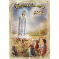 Katolícky kalendár 2018 (nástenný) / ZAEX