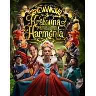 DVD - Spievankovo 6 a kráľovná Harmónia
