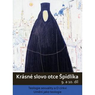 DVD - Krásné slovo otce Špidlíka – 9. a 10. díl