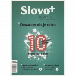 Kresťanské noviny - Slovo+ 1/2018