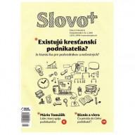 Kresťanské noviny - Slovo+ 4/2018